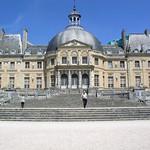 83 Луи Лево. Замок Во-ле-Виконт, 1656-1661
