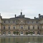 78 С. де Броссе. Люксембургский дворец, 1615-21