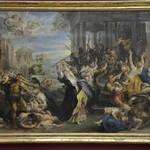 98 Рубенс. Избиение вифлеемских младенцев, 1638. Мюнхенская Пинакотека