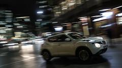 Urban runabout? (2/2) (PChamaeleoMH) Tags: centrallondon evening london motion panning street victoria