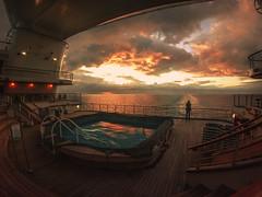 Loneliness (JoLoLog) Tags: cruise cruiseship scotland sea ocean loneliness joe