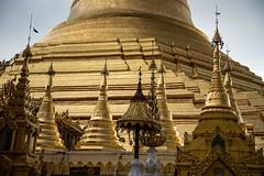 Shwedagon Pagoda (grapfapan) Tags: myanmar yangon travel pagoda temple buddhist golden religious