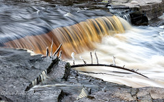 20191030_ BFF CANYON FALLS, MICHIGAN UP_D85_1597 (Bonnie Forman-Franco) Tags: michigan fallfoliage waterfalls upperpeninsula covington water longexposure nofilterlongexposure nofilter hiking hikingmichigan photoladybon waterscapes waterscapephotography nature naturephotography nikon nikonphotography nikond850 nikkor24120 outdoors outdoorphotography photographybywomen rust rustcoloredwater nonhdr nikcollection lightroom