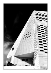 La MECA (Jean-Louis DUMAS) Tags: black bw nb white noir blanc architecte architect architectural architecture noireblanc photos noretblanc bordeaux monochrome monument architecturale abstract abstrait bâtiment building blackandwhite blackwhite blackwhitephotos noiretblanc noirblanc