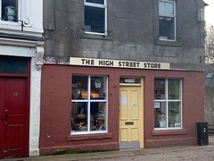 Photo of THE HIGH STREET STORE COUPAR ANGUS