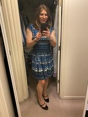 New dress 😊 (the_robin_lang) Tags: therobinlang boytogirl mtf m2f genderfluid tgirl trans tg crossdress cd