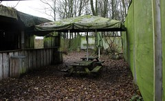 Should I stop and try and hide (Benny Hünersen) Tags: real adventure kolding abandoned november 2019 should i stop try hide