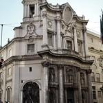 06 Франческо Борромини. Церковь Сан- Карло алле Кватро фонтана, 1637-38. Рим