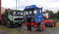 Another Bison! (Reiver RE229) Tags: leyland bison 501 fixedhead concretemixer 1977