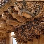 50а Характерные консоли сицилийских балконов