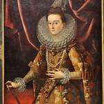 61 Хуан де ла Крус. Инфанта Изабелла Испанская, 1599. Мюнхенская Пинакотека