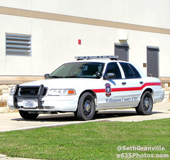 Williamson County EMS (Seth Granville) Tags: williamson county ems 2003 ford crown victoria police interceptor sheriffs ofice