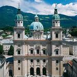 71 Винченцо Скамоцци. Кафедральный собор Руперта и Виргилия,  1614-1628. Зальцбург