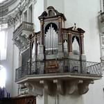 71с Кафедральный собор  Зальцбурга, орган