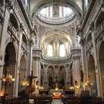 81а Церковь Сен-Поль-Сен Луи, интерьер