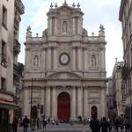 81 Церковь Сен-Поль-Сен Луи, Париж, 1627-1641