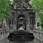 78а Фонтан Медичи в Люксембургском саду, 1624