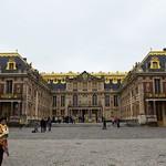 88b Луи Лево. Версальский дворец, 1664-1684