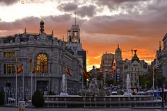 20191118 Madrid-Calle Alcalá (13) R01 (Nikobo3) Tags: europa españa madrid callealcalá urban lacibeles puestadesol street paisajeurbano arquitectura travel viajes nikon nikobo joségarcíacobo nikond610 d610 nikon703004556vr