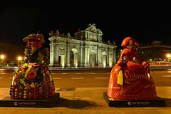 20191118 Madrid-Calle Alcalá (70) O01 (Nikobo3) Tags: europa españa madrid callealcalá urban puertadealcalá nocturna street paisajeurbano arquitectura travel viajes nikon nikobo joségarcíacobo nikond800 d800 nikon247028