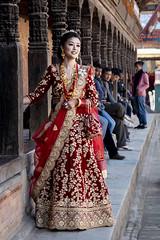 Stolen Model; Bhaktapur (Valdas Photo Trip) Tags: nepal bhaktapur street photography