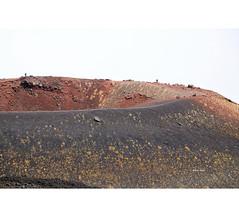 Highest volcano in Europe (Robyn Hooz) Tags: etna catania sicilia sabbia sand lava soil sicily volcano crater cratere silvestri