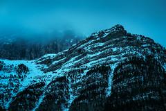 Blue escape (Dani Valdes) Tags: blue landscape landscapes mountain mountains nature snow fog fuji fujifilm xt2 fujixt2 fujifilmxt2 love friends ordesa naturaleeza light