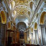 04а Церковь Св. Людовика Французского. Интерьер, XVIII в