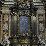 03g Иль Джезу. Андреа Поццо. Алтарь Игнатия Лойолы, 1696-1700
