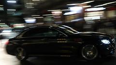 Murky shot? (PChamaeleoMH) Tags: centrallondon evening london motion panning street victoria