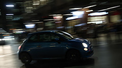 Supermini motion (PChamaeleoMH) Tags: centrallondon evening london motion panning street victoria
