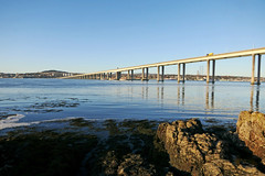 The Tay Road Bridge (eric robb niven) Tags: ericrobbniven scotland dundee newport tay road bridge