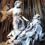 24а Бернини . Экстаз святой Терезы, 1645-52