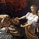 37 Караваджо. Юдифь и Олаферн, 1599. Палаццо Барберини, Рим