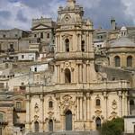 48 Р.Гальярди. Собор св Георгия, 1702-38. Модика, Сицилия