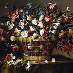 69 Хуан де Арельяно. Корзина цветов, 1600-е