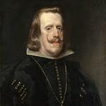 64 Веласкес Портрет Филиппа IV, 1656. Лондонская Нац. галерея