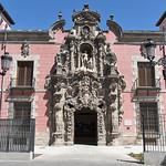 57 Стиль Чурригереско. Педро де Рибера. Королевский приют Сан-Фернандо Мадрид, 1726