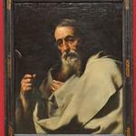 66 Хосе Рибера. Апостол Варфоломей, 1630-35. Мюнхенская Пинакотека