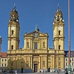 74 Театинер кирхе 1663-1692. Мюнхен