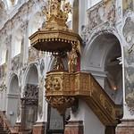 73в Кафедральный собор Фрайзинга, кафедра