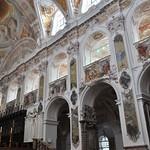 73а Кафедральный собор Фрайзинга, деталь интерьера