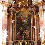 72в Азам и Циммерман. Монастырь Бенедиктбойрен. Часовня св. Анастасии 1669-79