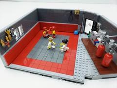 Brazilian Jiu Jitsu & MMA Academy (ben_pitchford) Tags: lego legomoc bricknetwork mma bjj brazilianjiujitsu martialarts ufc mixedmartialarts mmagym legodesign legoideas legominifigure legobrick