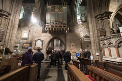 St Cuthberts Darlington Reordering Launch