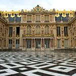 88c Версальский дворец