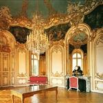 87в Ж.Боффран. Овальный зал отеля Субиз в стиле рококо, ок.1735