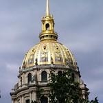85а Купол собора дома Инвалидов