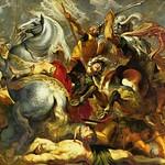 96 Питер Пауль Рубенс Смерть Публия Деция Муса, 1616-17. Прадо