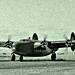 C-87 cargo plane taking off [Bert Krawczyk Photos of China during World War II]
